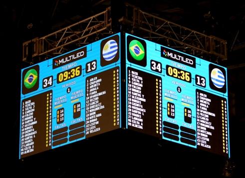 Cubo Panamericano de handball