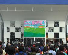 Que son las pantallas led stand Paraguay