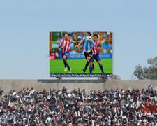 Publicidad digital Estadio Chaco