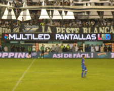 Pantallas estadio All Boys