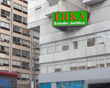 LED pantalla Avenida Corrientes