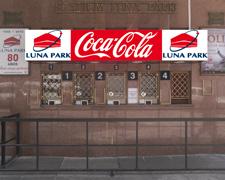 El cartel Luna Park