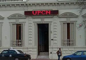 Carteles letreros UPCN La Plata