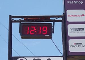 LED relojes veterinaria
