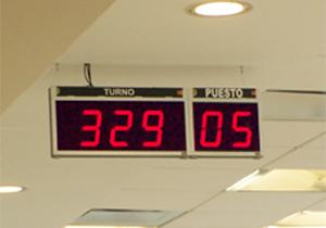 Turnero digital Banco