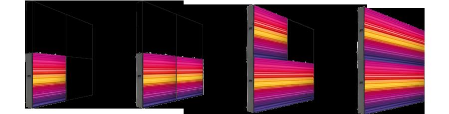 Desarrollo modular de una pantalla LED