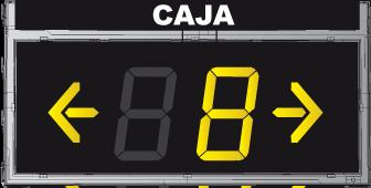 CAJA - FLECHA