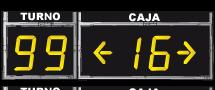 16 Cajas -  Inlámbrico
