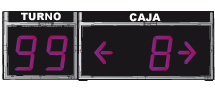 8 Cajas -  Inlámbrico